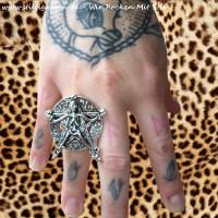 """Ring """"...magische Legende"""""""