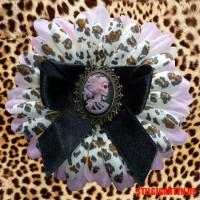 Voodoo Blume Gemme rosa leo