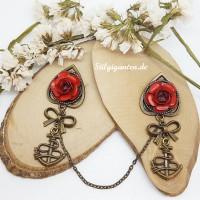kragenbrosche-anker-u-rose