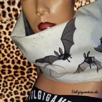 Loop Fledermaus beige RECHTS