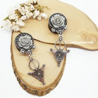 Plugs Mystic Sign ROSE grau