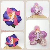 Blume Meerjungfrau