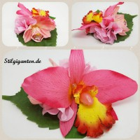 Blume Orchidee PINK Gross NEU