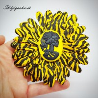 Blume Gelb Gemme Zebra