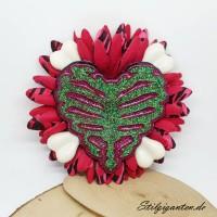 Blume Herz TORSO PINK