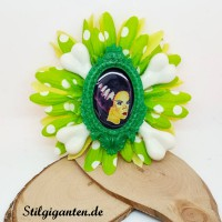 Blume Bride Guen dots gruen
