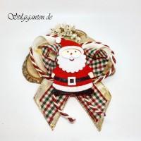 Schleife Weihnachtsmann
