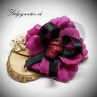 Blume Cupcake pink