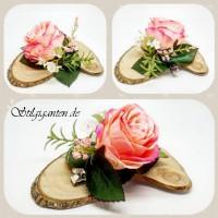 Blume pinke rose