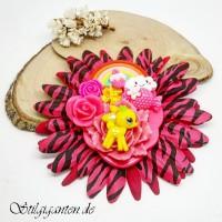 Blume Uebra reh gelb