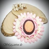 Blume Krake HIRN rosa
