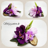 Blume Lila Orchidee Lilie