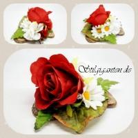 Blume Rose Rot GROSS