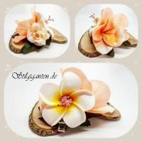 Blume klein zart Pastellig