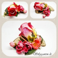 Blume pinke Rose rosa blueten