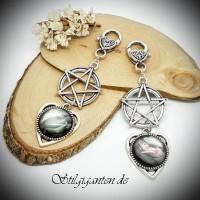 Earweights pentagram