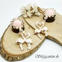 Plugs Flamingo ROSE