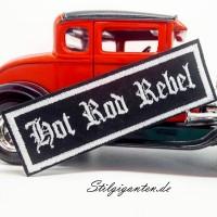 Aufnaeher Hot Rod Rebel